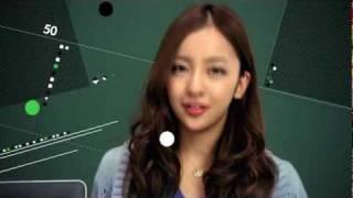 板野友美 日本HP CM「Love PC, Love HP. タッチ篇(30秒)」
