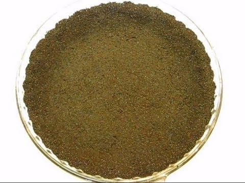 Chocolate Crumb Pie Crust