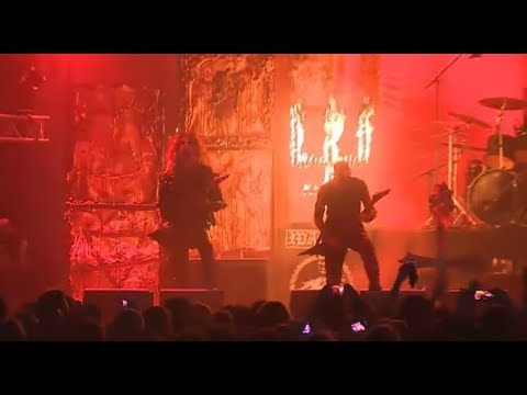 Watain and Destroyer 666 2018 'Pandemoniac Wolf March Tour'...!