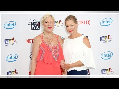 Tori Spelling to Star in New Series Based on Beverly Hills, 90210 with Former Costar Jennie Garth