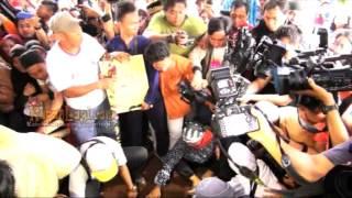 Banjir Air Mata di Pemakaman Mpok Nori