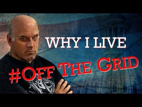 Why I Live #OffTheGrid   Jesse Ventura Off The Grid - Ora TV