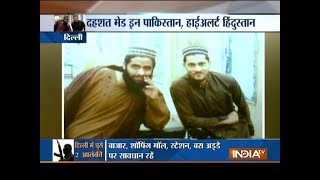 High alert : Police release photo of 2 terrorists suspected to be hiding in Delhi