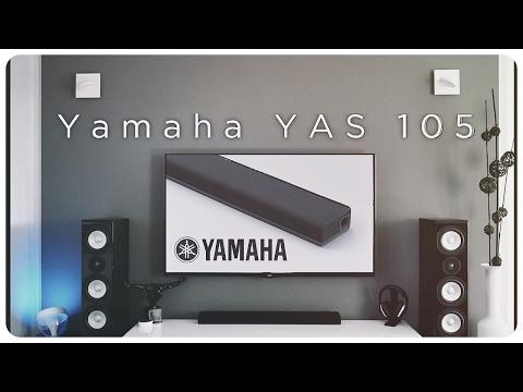 Yas 105 tv doovi for Yamaha yas 107 review