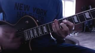 Devin Townsend Project - Angel (Guitar cover)