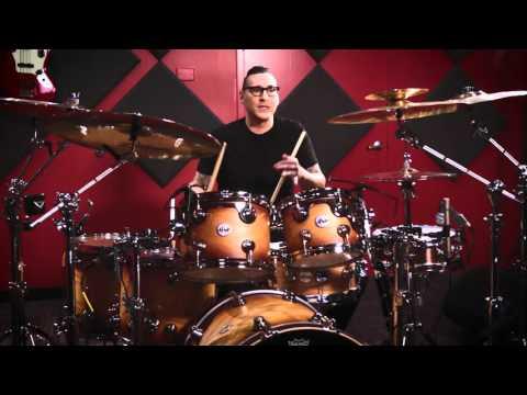 Gil Sharone On Vater Hickory Drumsticks West Side Wood Tip