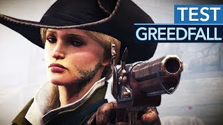 Greedfall im Test / Review