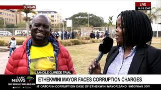 eThekwini Mayor back in court