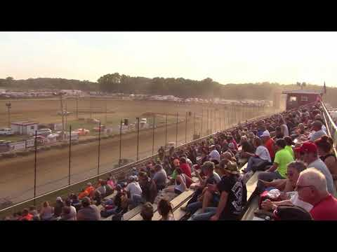 MSSC heat race. Spoon River Speedway.9/3/2017