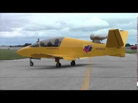 SubSonex JSX-2 Taxi Test Turnaround