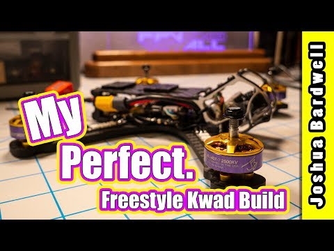 JB's Perfect Freestyle Quadcopter | FULL BUILD VIDEO