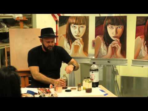 ARTISTS TALK SERIES: Workshop | Jacques de Beaufort | Oct. 25, 2013 | Broward College • North Campus