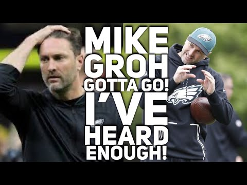 Mike Groh Needs To Go! Emanuel Sanders To 49ers! Trade Deadline Won't Make A Difference! Unless..