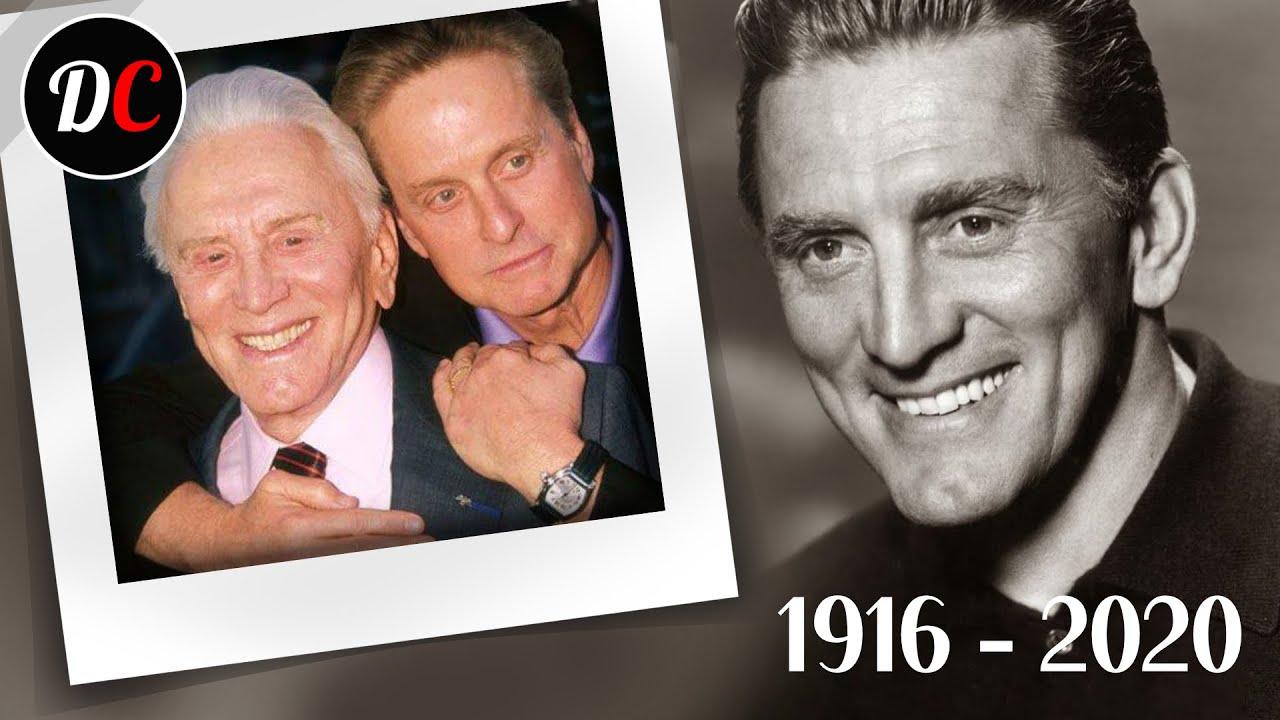 Kirk Douglas nie żyje - ponad 100 lat świetności!
