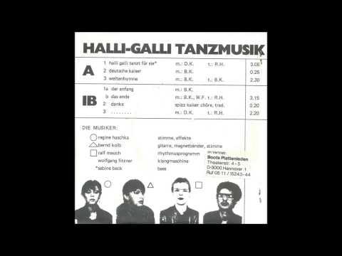 Deutscher Kaiser   Halli Galli Tanzt Fur Sie!