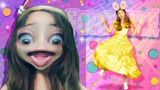 Princess Fortnite Dance Challenge | WigglePop