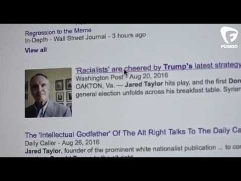 Jorge Ramos interview with Jared Taylor