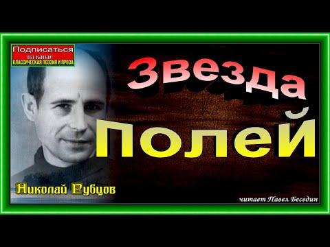 """""""Звезда полей""""  —Николай Рубцов—  читает Павел Беседин"""