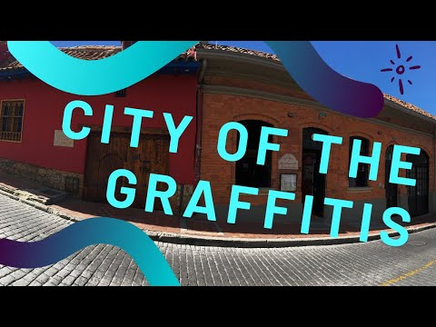 Bogotá Graffiti Tour | Dro.Verse