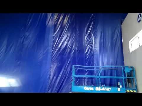 Warehouse divider curtains india