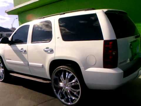 28'S VCT GODFATHERS ON NEW TAHOE PART 2 - YouTube