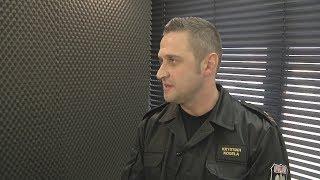 Szybka kawa - K. Kosela, z-ca komendanta PSP w Gorzowie