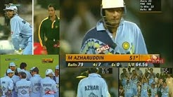 India's *SENSATIONAL VICTORY* Against Pakistan | SHARJAH COCA COLA CUP | 2nd Match , 2000