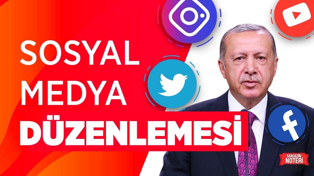 Sosyal Medya Yasağı mı Geliyor? Cumhurbaşkanı Erdoğan'ın Duyurduğu Düzenlemin Detayları Neler?