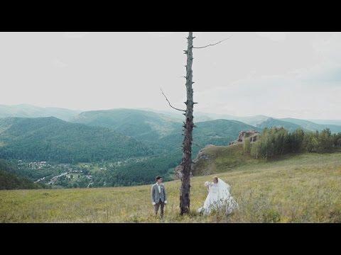 HIPSTER Wedding Day // Ann + Anton