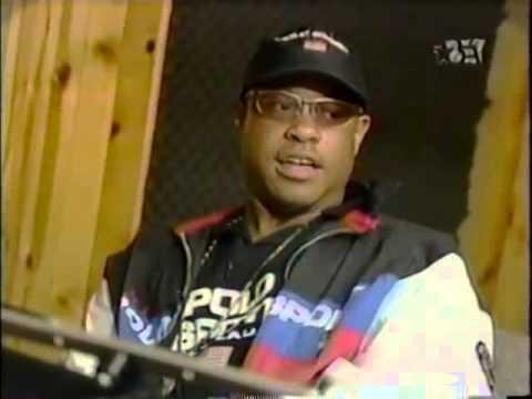 Gang Starr Interview 1997 BET Video