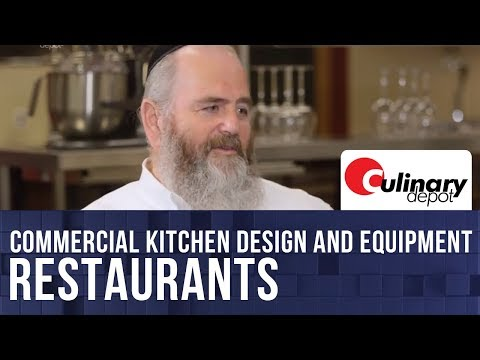 Commercial Kitchen Equipment | Kitchen Design With Sholem Potash