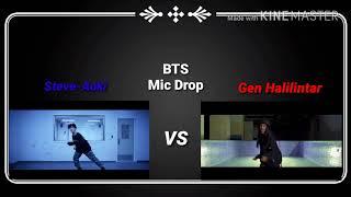 BTS Mic Drop (Steve-Aoki) VS (Gen Halilintar)