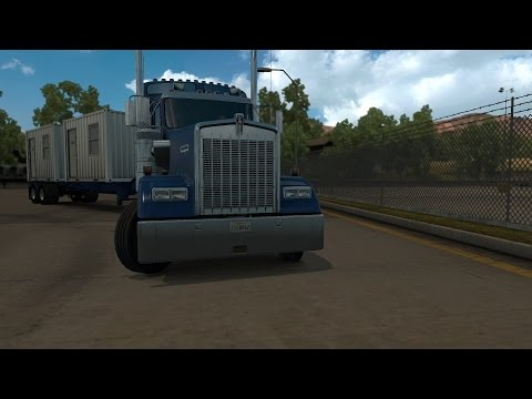 American Truck Simulator #3 Furniture Transport