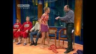 "Melanie Marschke in ""TV Kaiser"" (1999)"