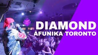 Jinsi Diamond Platnumz Alivyo funika Toronto Canada