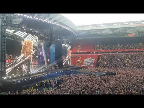Bon Jovi - It's My Life At Anfield Stadium In Liverpool On 19th June 2019