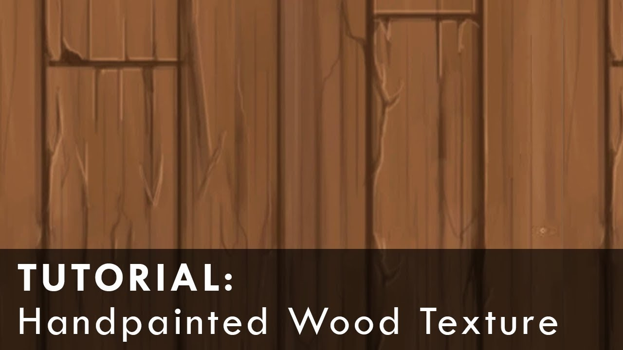 Hand Painting Tiling Wood Textures Youtube