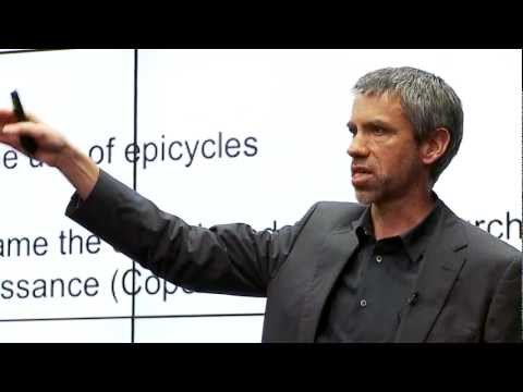 Forecasting in the past, present, and future: David Orrell at TEDxParkKultury