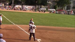 slow pitch softball association video