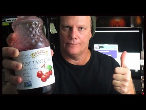 Does Cherry Juice Cure Gout? It Worked For Me!