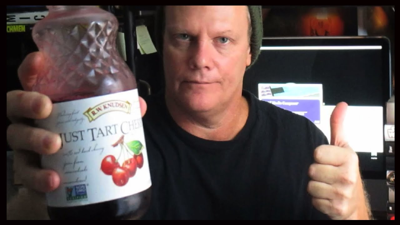 Watch Cherry Juice: Drink Cherry Juice to Cure Sore Muscles video
