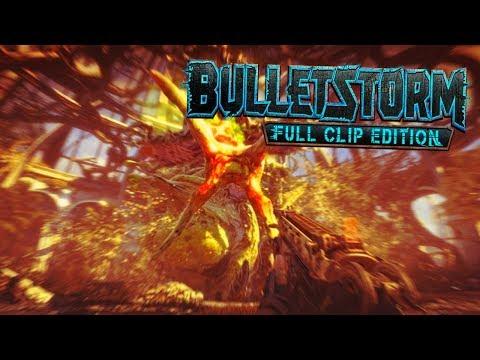 Walkthrough | Bulletstorm Full Clip Edition | Very Hard Difficulty | Huge Flyswatter Boss |