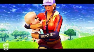 SUN STRIDER HAS A BABY?! - A Fortnite Short Film