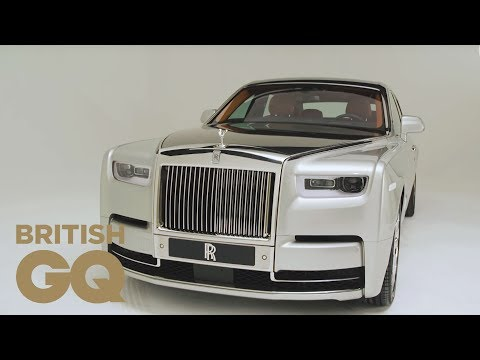 The New Rolls-Royce Phantom: Pricey and Priceless  | GQ Cars | British GQ