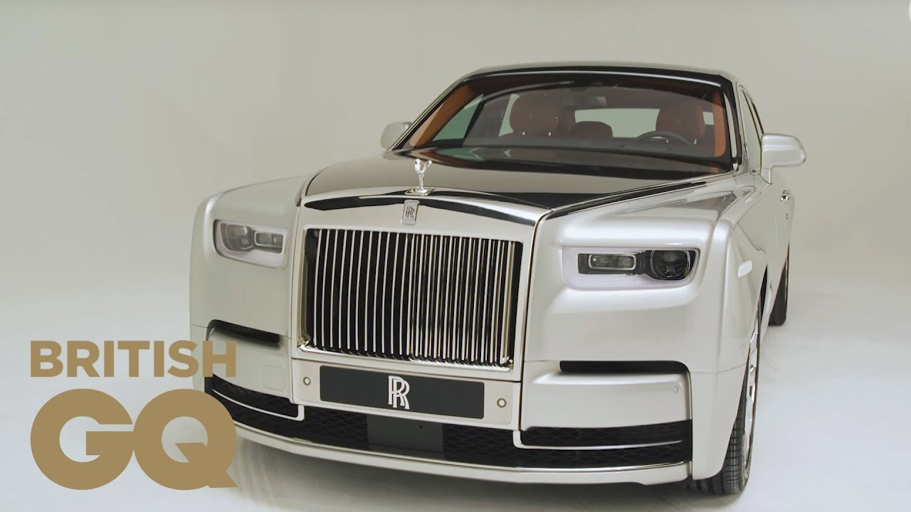 The New Rolls-Royce Phantom: Pricey and Priceless | GQ Cars ...