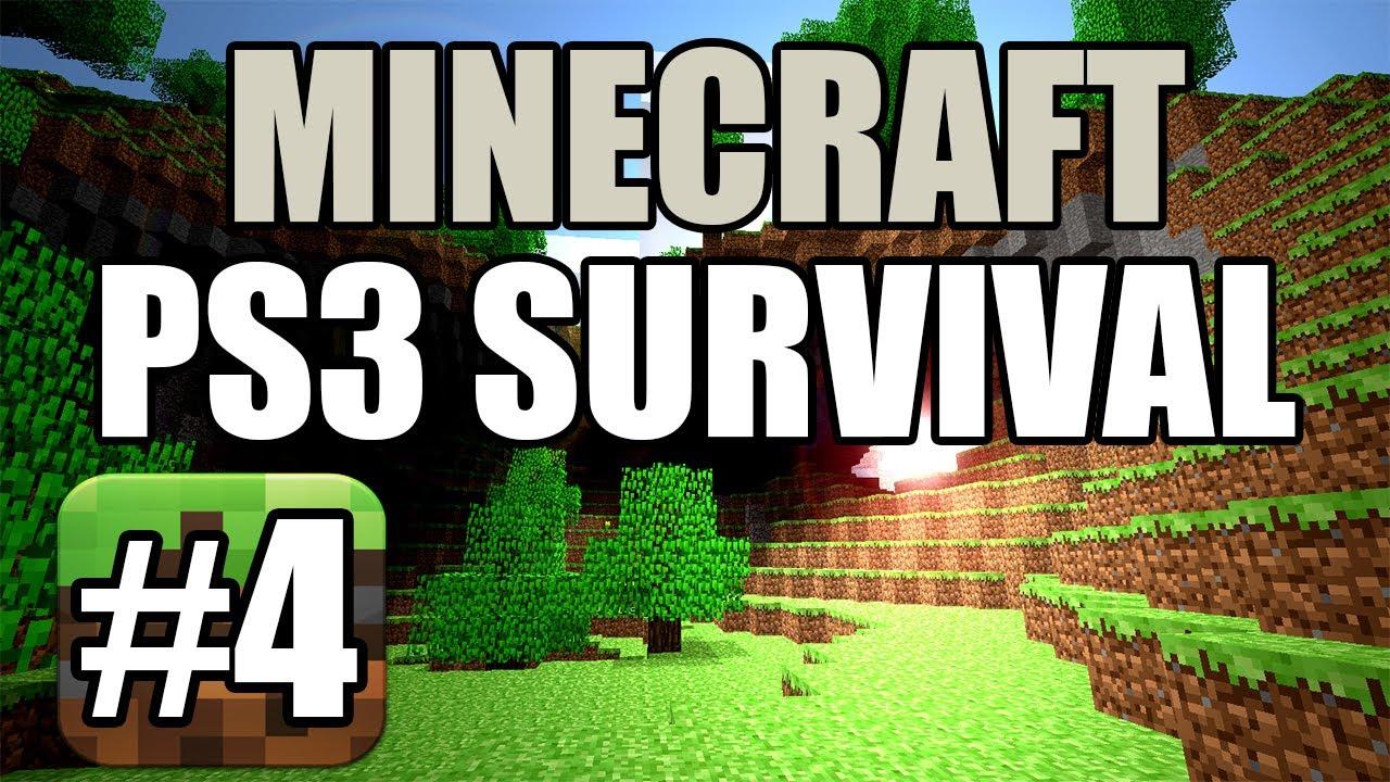Minecraft PS Survival Aflevering Grotten Piemelneuzen - Minecraft die grobten hauser