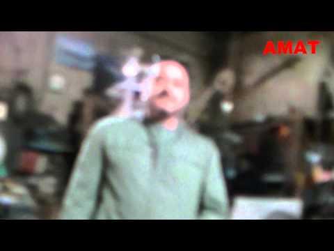 De gira con ALMAFUERTE el taller de Bin VIDEO JOAQUIN AMAT