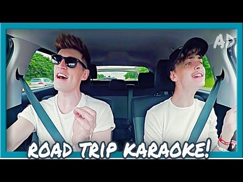 ROAD TRIP KARAOKE!