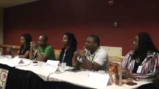 Dragon Con Panel on State of Black SciFi 2012