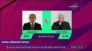 4 لجان تعلن اقتراب مرتضى منصور من مقعد رئاسة الزمالك.. فيديو